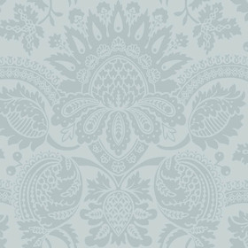 Cole & Son Dukes Damask Duck Egg 98-2007