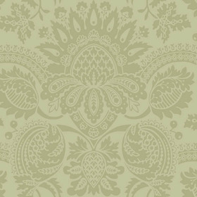 Cole & Son Dukes Damask Moss 98-2009