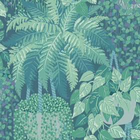 Cole & Son Fern Viridian-Teal 115-7022