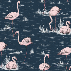 Cole & Son Flamingos 112-11041