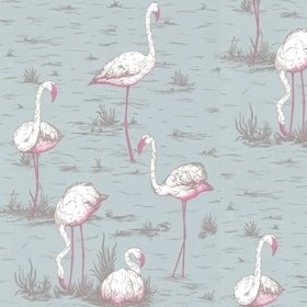 Cole & Son Flamingos 66-6044