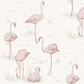 Cole & Son Flamingos 95-8045