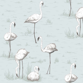 Cole & Son Flamingos 95-8047