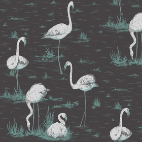 Cole & Son Flamingos 95-8048