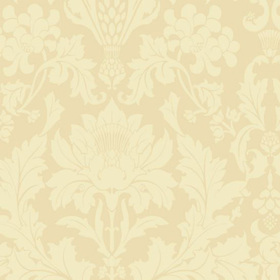 Cole & Son Fonteyn Vintage Yellow 108-7038