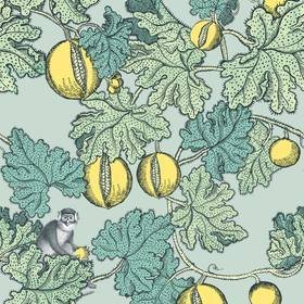 Cole & Son Frutto Proibito Seafoam-Lemon 114-1002