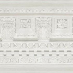 Cole & Son Georgian Border Plaster White 98-11049