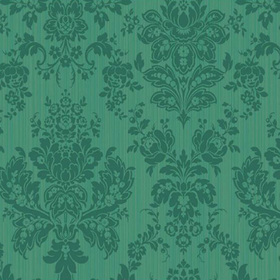 Cole & Son Giselle Forest Green 108-5027