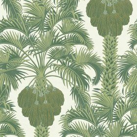 Cole & Son Hollywood Palm Leaf Green 113-1004