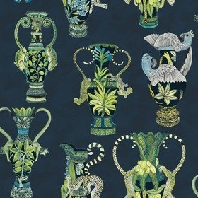 Cole & Son Khulu Vases 109-12058