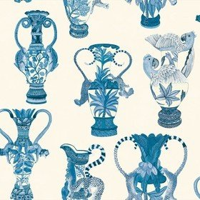 Cole & Son Khulu Vases 109-12059