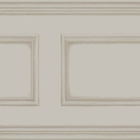 Cole & Son Library Frieze Pale Taupe 98-8034
