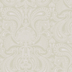 Cole & Son Malabar Grey-Silver 66-1003