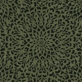 Cole & Son Medina Pewter-Charcoal 113-7018