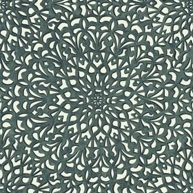Cole & Son Medina Soot-Snow 113-7019