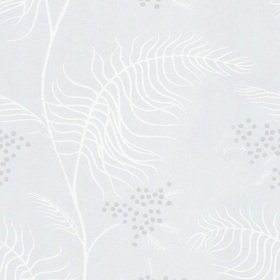 Cole & Son Mimosa Pale Grey-White 69-8133