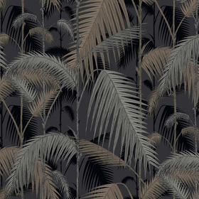 Cole & Son Palm Jungle Metallic 95-1004