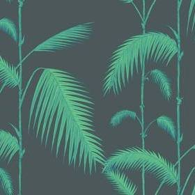 Cole & Son Palm Leaves Viridian 112-2007