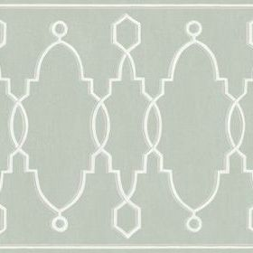 Cole & Son Parterre Border French Grey 99-3013