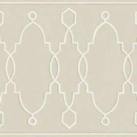 Cole & Son Parterre Border Stone 99-3016