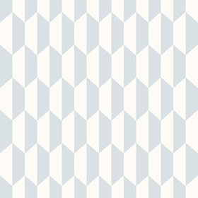 Cole & Son Petite Tile Powder Blue 112-5018
