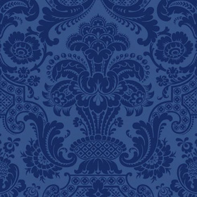 Cole & Son Petrouchka Blue 108-3011
