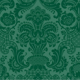 Cole & Son Petrouchka Green 108-3012