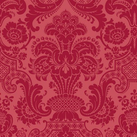 Cole & Son Petrouchka Red 108-3014