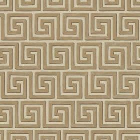 Cole & Son Queens Key Linen-Gold 98-5021