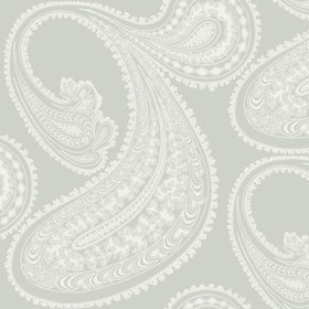 Cole & Son Rajapur White-Grey 66-5036