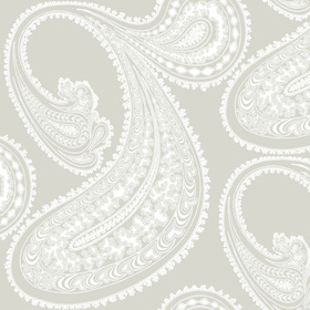 Cole & Son Rajapur Cloud Grey 95-2011