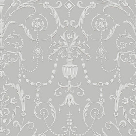 Cole & Son Regalia Dove Grey 98-12050