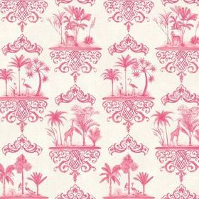 Cole & Son Rousseau Rose Pink 99-9041
