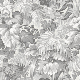 Cole & Son Royal Fernery Warm Grey 113-3011