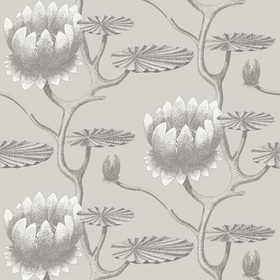 Cole & Son Summer Lily Neutral 95-4025