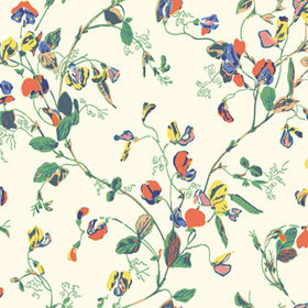 Cole & Son Sweet Pea Autumn-Multi 115-11032