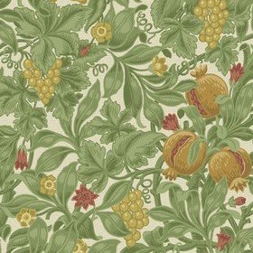 Cole & Son Vines Of Pomona Ochre-Olive-Cream 116-2007