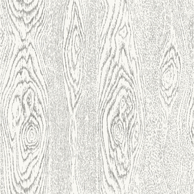 Cole & Son Wood Grain Black-White 107-10045