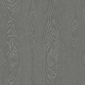 Cole & Son Wood Grain Black-Silver 107-10046