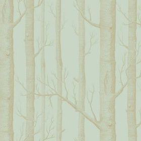 Cole & Son Woods Green-Gold 103-5023