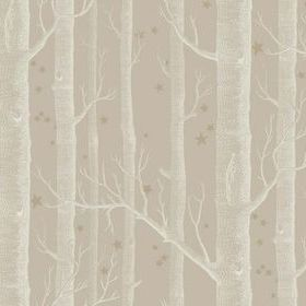 Cole & Son Woods & Stars Linen 103-11047