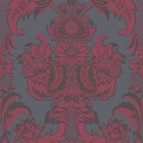Cole & Son Wyndham Red-Slate 94-3018