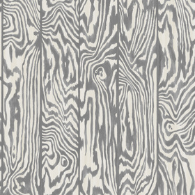 Cole & Son Zebrawood Black-White 107-1003