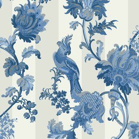 Cole & Son Zerzura China Blue 113-8022