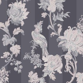 Cole & Son Zerzura Slate Grey-Blush 113-8023