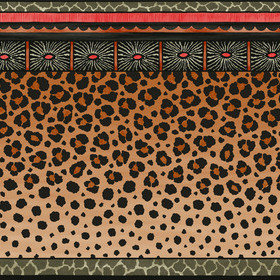 Cole & Son Zulu Border 109-13060
