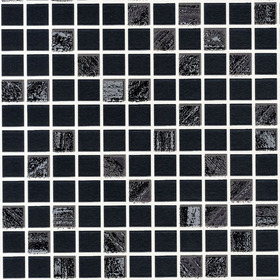 Contour Aroura Tile Black-Silver 20-144