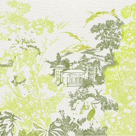 Coordonne Neo-Tapestry Lime 8800151
