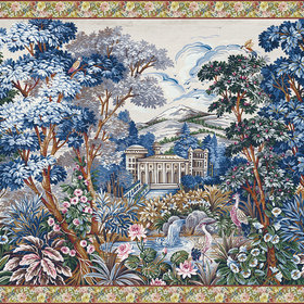 Coordonne Tapestry Blue 8800141