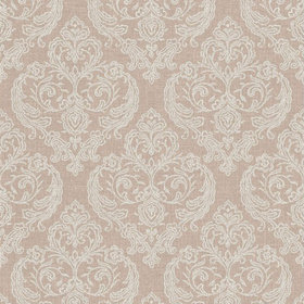 Crown Calico Damask Hessian M1308